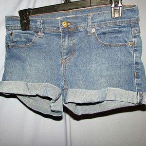 Forever 21 jean shorts euc